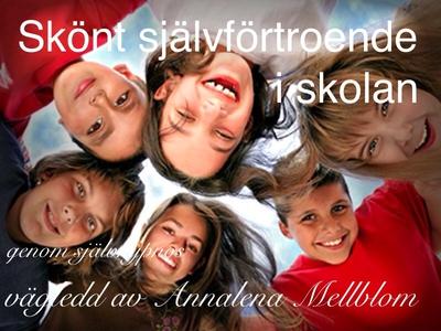 Skönt självförtroende i skolan - Självhypnos (l