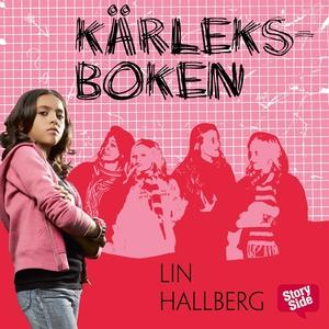 Kärleksboken (ljudbok) av Lin Hallberg