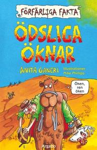 Ödsliga öknar (e-bok) av Anita Ganeri
