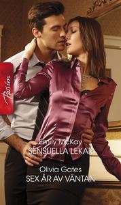 Sensuella lekar/Sex år av väntan (e-bok) av Emi