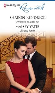 Prinsessa på lånad tid/Älskade fiende (e-bok) a