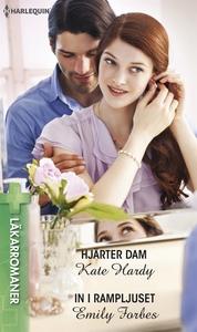 Hjärter Dam/In i rampljuset (e-bok) av Emily Fo