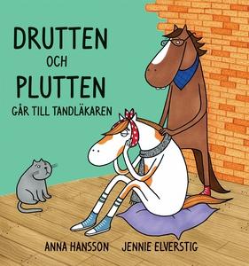 Drutten och Plutten går till tandläkaren. (e-bo