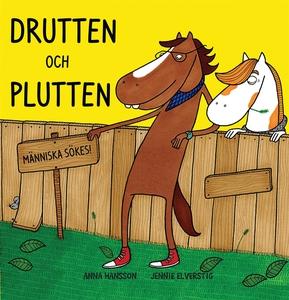 Drutten och Plutten - människa sökes (e-bok) av
