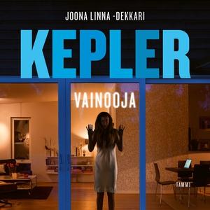 Vainooja (ljudbok) av Lars Kepler, Lars Kepler