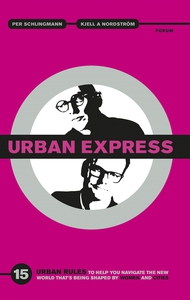 Urban Express  : 15 urban rules to help you nav