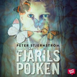 Fjärilspojken (ljudbok) av Peter Stjernström