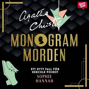 Monogrammorden (ljudbok) av Sophie Hannah