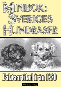 Minibok: Sveriges hundraser 1880 (e-bok) av Kar