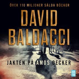 Jakten på Amos Decker (ljudbok) av David Baldac