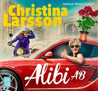Alibi AB (ljudbok) av Christina Larsson