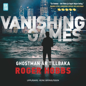 Vanishing games (ljudbok) av Roger Hobbs