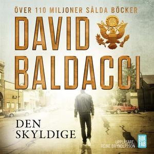 Den skyldige (ljudbok) av David Baldacci