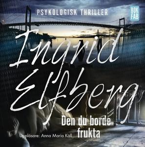 Den du borde frukta (ljudbok) av Ingrid Elfberg