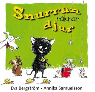 Snurran räknar djur (#6: Pixibox: Djur) (e-bok)
