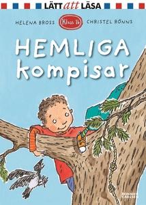 Hemliga kompisar (e-bok) av Helena Bross