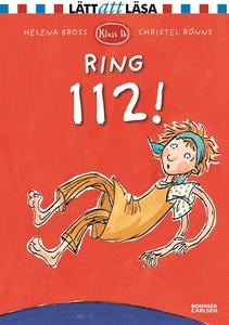 Ring 112 (e-bok) av Helena Bross