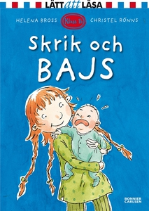 Skrik och bajs! (e-bok) av Helena Bross