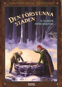 Den försvunna staden (e-bok) av Jo Salmson