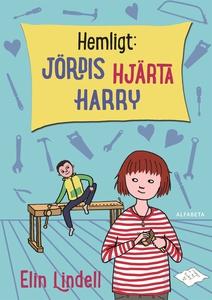 Hemligt: Jördis hjärta Harry (e-bok) av Elin Li