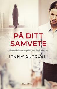 På ditt samvete (e-bok) av Jenny Åkervall
