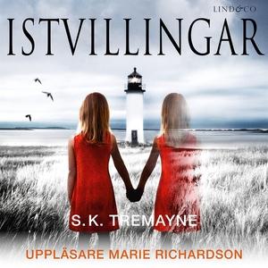 Istvillingar (ljudbok) av S.K: Tremayne