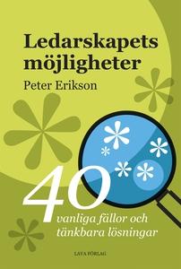 Ledarskapets möjligheter (e-bok) av Peter Eriks