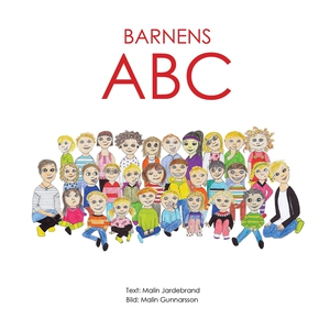 Barnens ABC (e-bok) av Malin Jardebrand