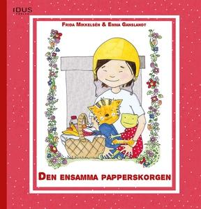 Den ensamma papperskorgen (e-bok) av Frida Mikk