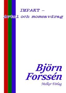 IMPAKT - Avtal och momsavdrag (e-bok) av Björn