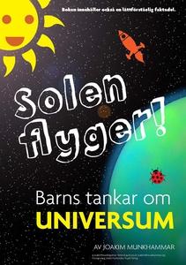 Solen flyger, barns tankar om universum (e-bok)