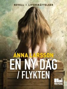 En ny dag / Flykten (e-bok) av Anna Larsson