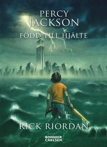 Percy Jackson: Född till hjälte (e-bok) av Rick