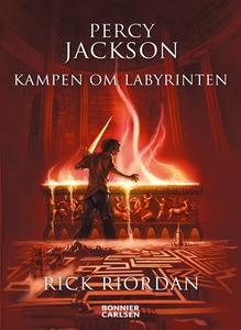 Percy Jackson: Kampen om Labyrinten (e-bok) av