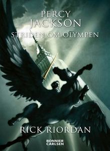 Percy Jackson: Striden om Olympen (e-bok) av Ri