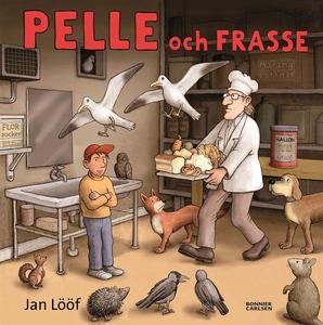 Pelle och Frasse (e-bok) av Jan Lööf