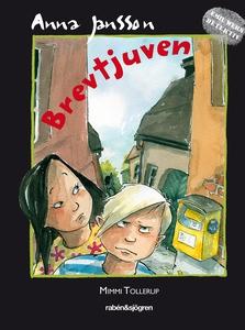 Brevtjuven (e-bok) av Anna Jansson