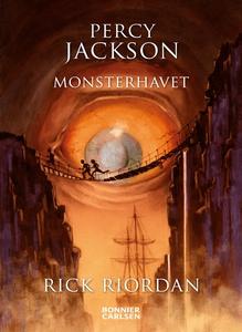 Percy Jackson: Monsterhavet (e-bok) av Rick Rio