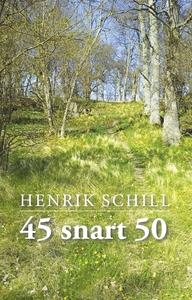 45 snart 50 (e-bok) av Henrik Schill