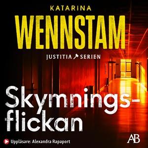 Skymningsflickan (ljudbok) av Katarina Wennstam