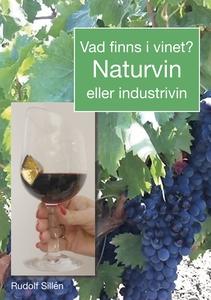 Vad finns i vinet? (e-bok) av Rudolf Sillén