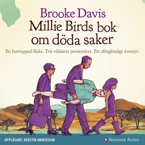 Millie Birds bok om döda saker (ljudbok) av Bro