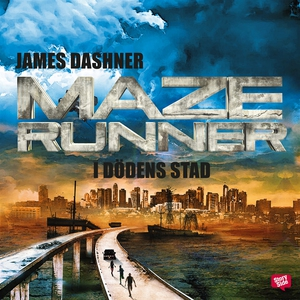 Maze runner: i dödens stad (ljudbok) av James D