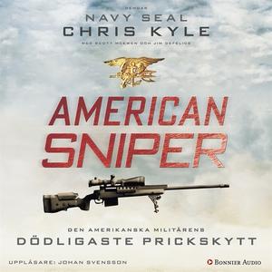 American Sniper : Den amerikanska militärens dö