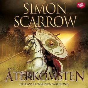 Återkomsten (ljudbok) av Simon Scarrow