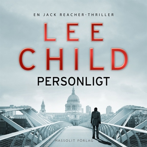 Personligt (ljudbok) av Lee Child