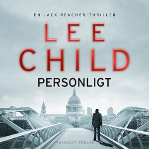 Personligt (ljudbok) av Lee Child