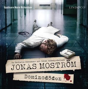 Dominodöden (ljudbok) av Jonas Moström