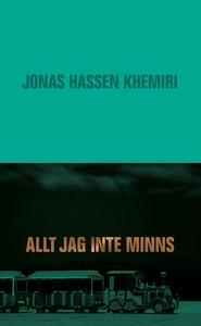 Allt jag inte minns (e-bok) av Jonas Hassen, Jo