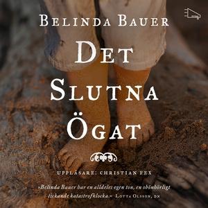 Det slutna ögat (ljudbok) av Belinda Bauer
